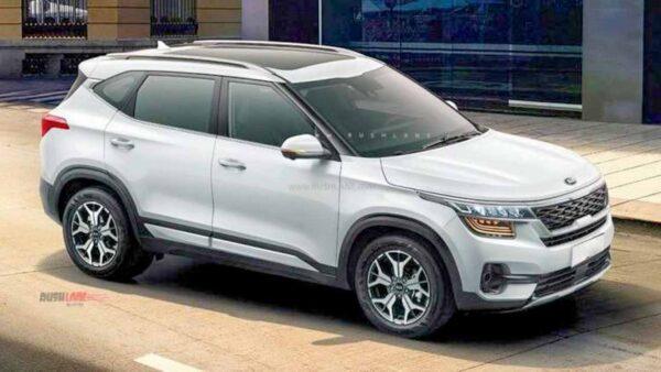 Kia Seltos 2021 Model