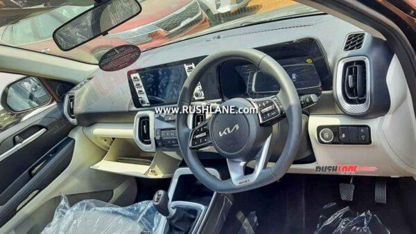 New Kia Sonet HTX