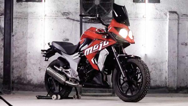 Mahindra Mojo ADV Kit by Autologue Design