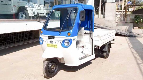 Mahindra Treo Zor Electric