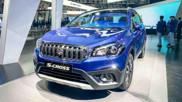 Maruti S-Cross SHVS Petrol