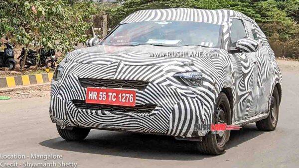 New Citroen SUV for India