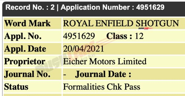 Royal Enfield 650cc Cruiser To be Named Shotgun?