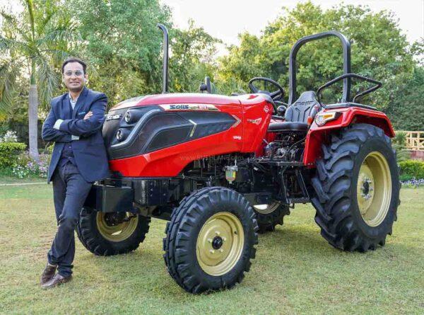 Sonalika Hybrid Tractor