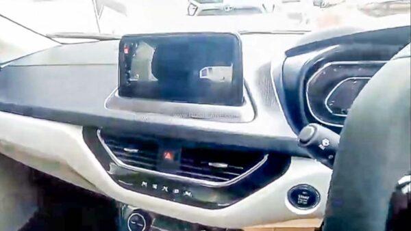 Tata Nexon Updated Dashboard