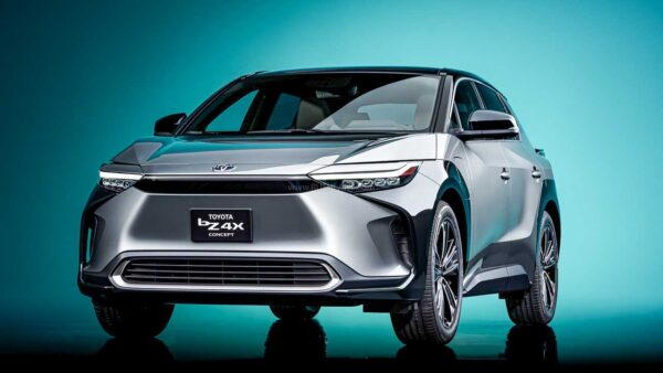 Toyota bZ4X Electric Concept