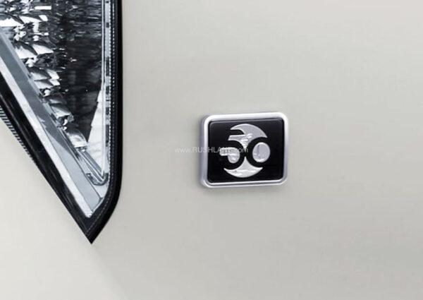 2021 Toyota Innova Crysta Special Edition
