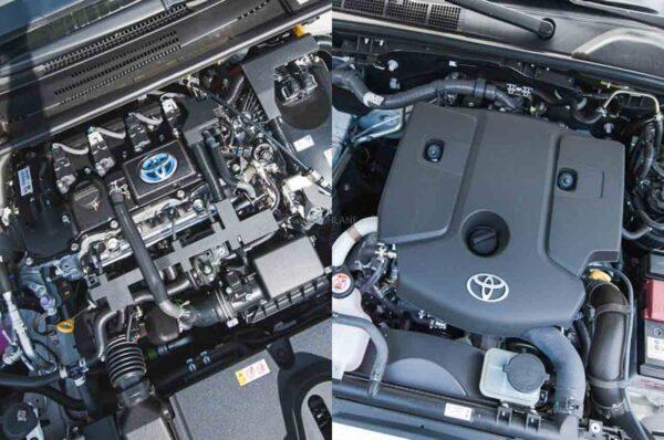 Toyota Innova and Fortuner New gen to get Hybrid powertrains