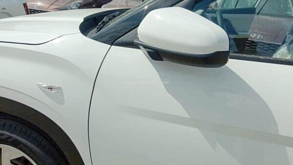 2021 Hyundai Creta E Variant Side Indicator Removed From ORVM