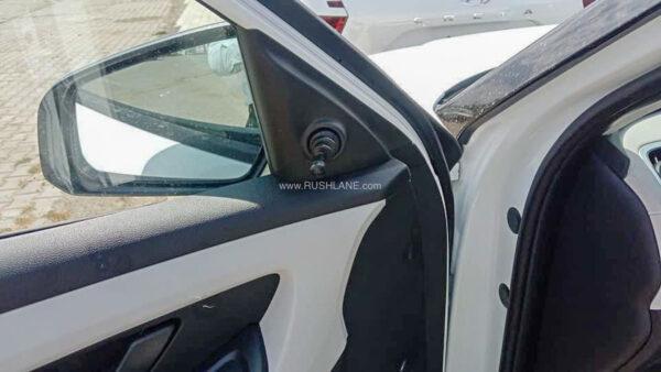 2021 Hyundai Creta E with manually adjustable ORVM