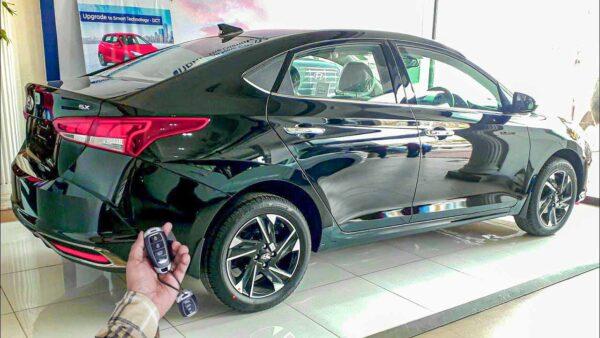 2021 Hyundai Verna