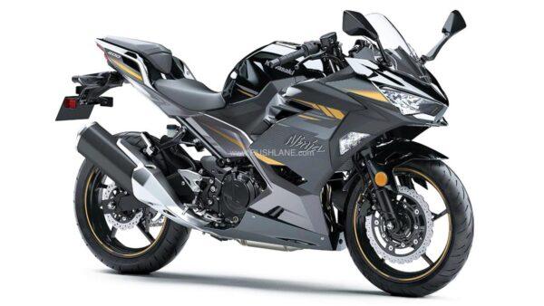 2021 Kawasaki Ninja 400