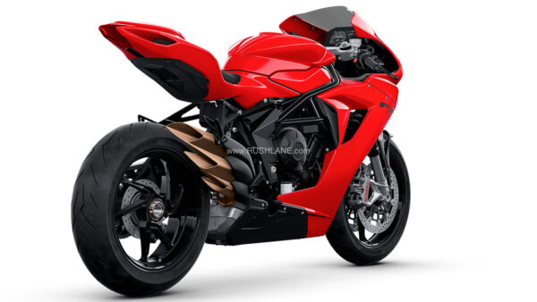 MV Agusta F3 Rosso 2021