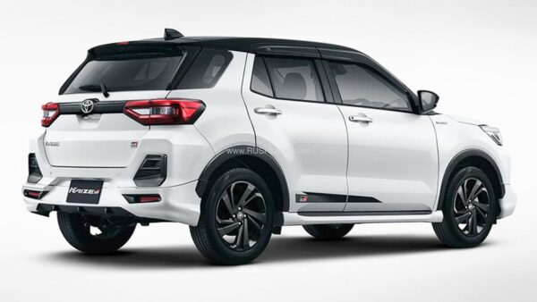 New Toyota Raize GR Sport