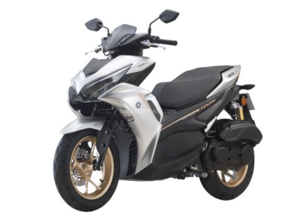 2021 Yamaha NVX Scooter