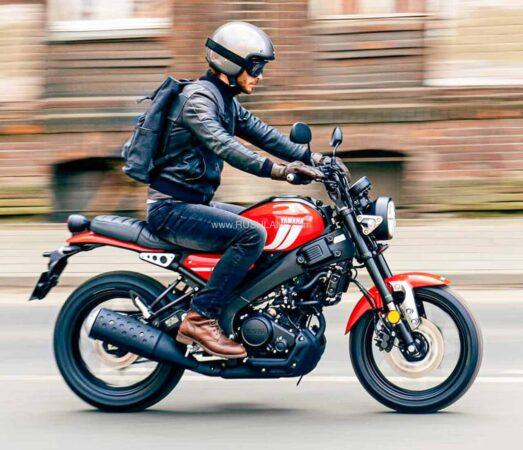 2021 Yamaha XSR 125