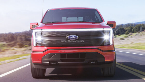 Ford F-150 Lightning Electric