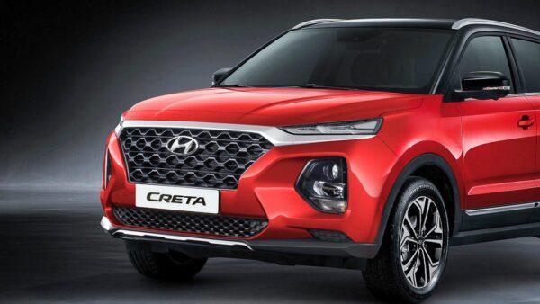 2022 Hyundai Creta Facelift - Render
