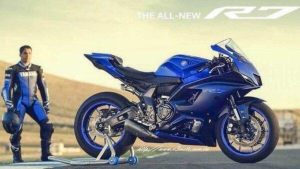 2022 Yamaha R7