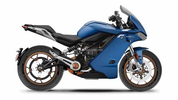 Bajaj Electric Motorcycle