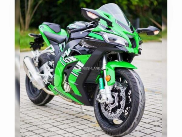 Kawasaki Ninja copycat Finja 500