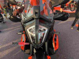 KTM 750 Adv Duke