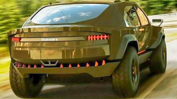 Mahindra XUV900 SUV by Pratap Bose