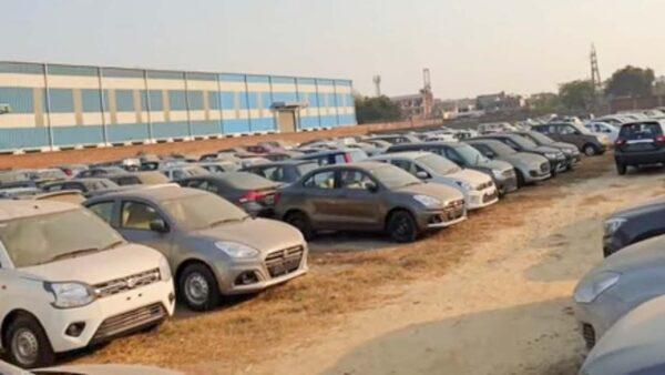Maruti Car Sales Breakup April 2021