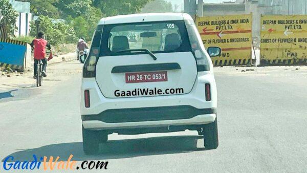 Maruti WagonR Electric Toyota Hyryder Spied