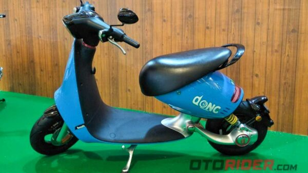 Benelli Dong Electric Scooter