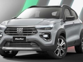 New Fiat SUV