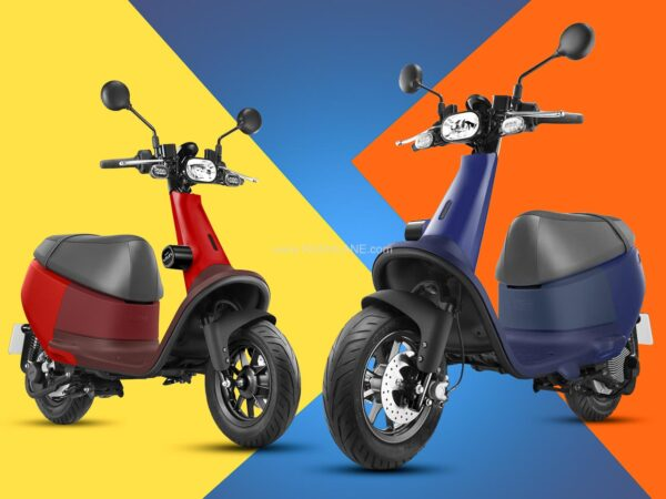 Gogoro Electric Scooter