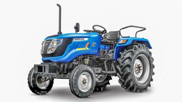 New Sonalika Tractor
