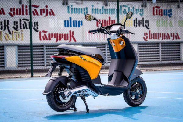 Piaggio Electric Scooter