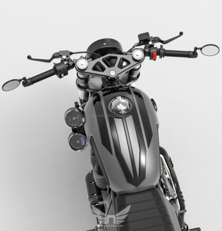 Royal Enfield Sultan 650 By Neev Motorcycles