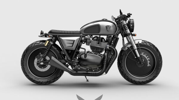 Royal Enfield Sultan 650 By Neev Motorcycles - Looks Ready To Rule The Streets