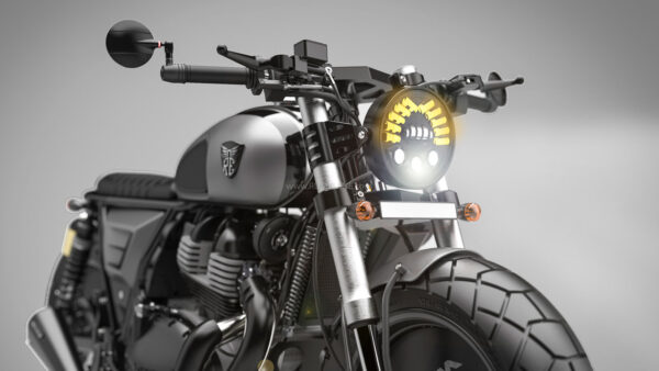 Royal Enfield 650 Sultan By Neev Motorcycles