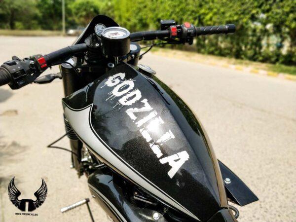 Royal Enfield Godzilla by Neev Motorcycles