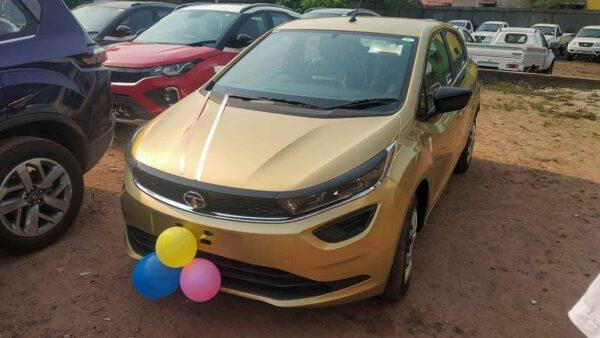 New Tata Car