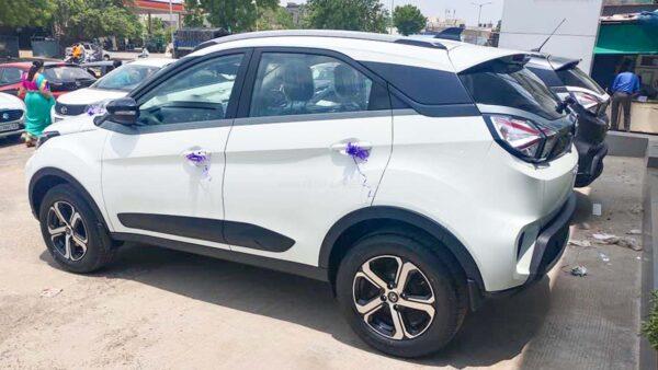 New Tata Nexon Alloys
