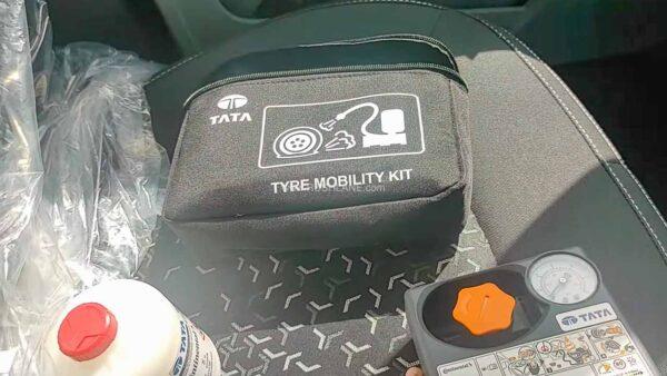 Tata Tiago Puncture Repair Kit