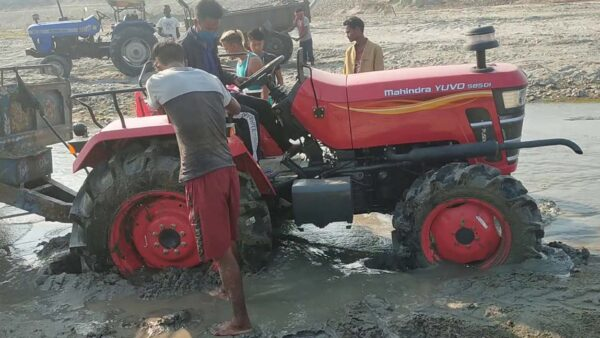 New Tractor Sales