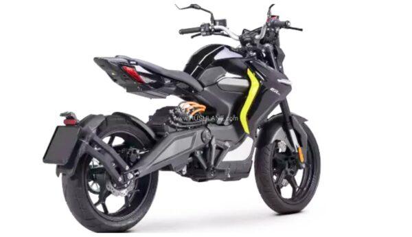 Voge ER10 Electric Motorcycle