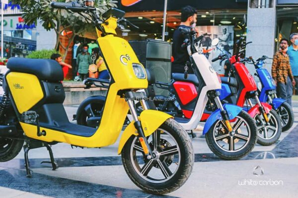 O3 Electric Scooter