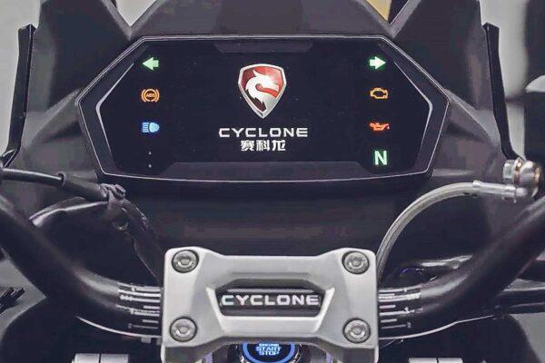 Zongshen Cyclone RX6