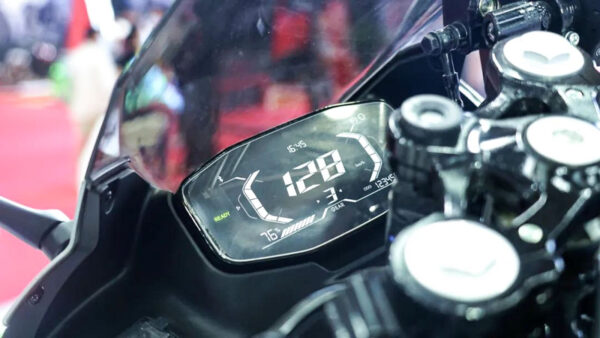 New Benelli Electric Motorcycle