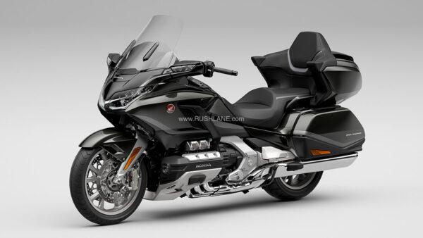 2021 Honda Gold Wing India Launch