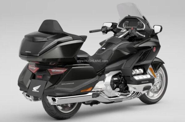2021 Honda Goldwing