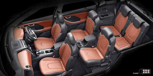 Hyundai Alcazar Seven Seat SUV