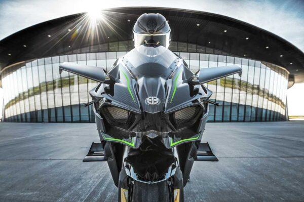 2021 Kawasaki Ninja H2R BS6